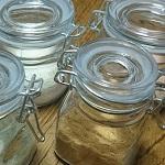 手作りクレイパックの作り方と、クレイの保管方法