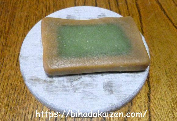 アレッポの石鹸と珪藻土